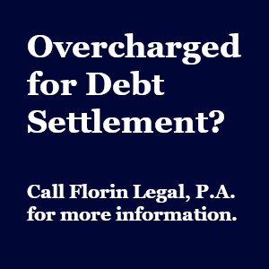 Overcharged for Debt Settlement?