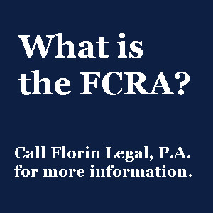 What is the FCRA?